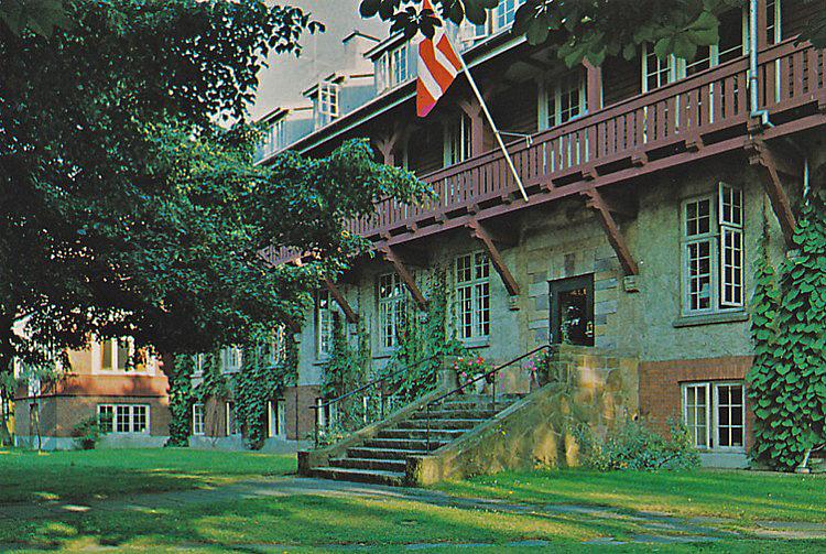 Danske Hoteller & Spisesteder